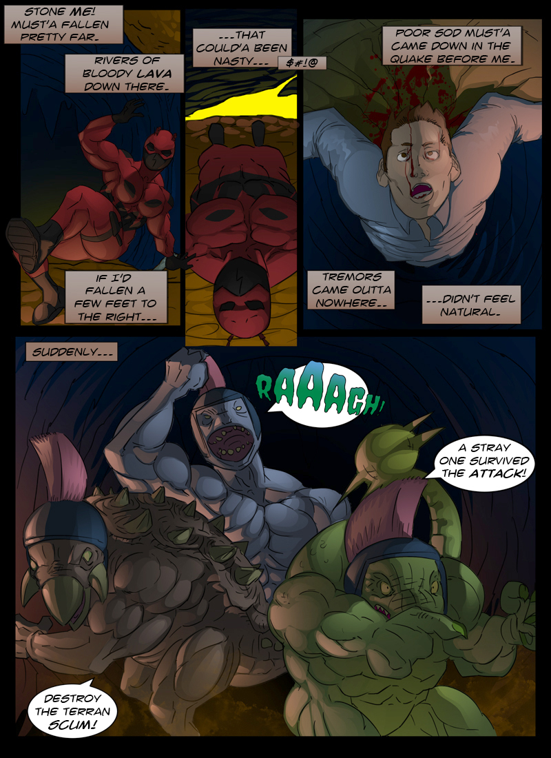 G.I.ANT - Caverns of Doom 2